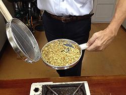 珈琲豆の煎り方-4