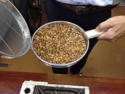 珈琲豆の煎り方-5
