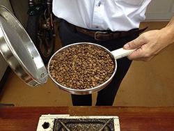 珈琲豆の煎り方-6