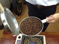 珈琲豆の煎り方-8