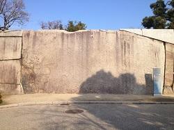 大阪城石垣